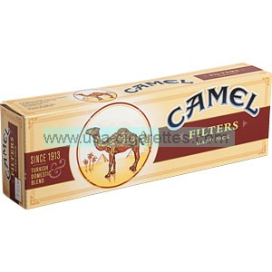 Camel Filter King box cigarettes